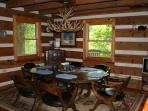 Dining Room Table w/ Seating for 6