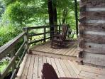 Deck and Rockers