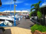 The Residence and the Marina