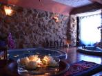 jacuzzi and spa entrance