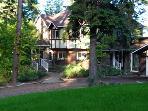 Artist Home in Coeur d'Alene Mountains