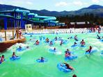 Boulder Beach is the water park in Silverwood. Sooo much fun!