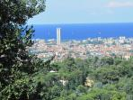Rimini view