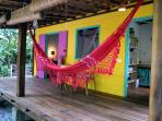 Boipeba-Brasil: Rustic romantic cottage on the sea