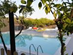 Villa Venere Pool apartment