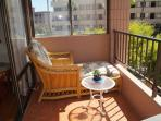 Chaise Lounge on the Lanai