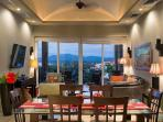Living Space with Amazing View