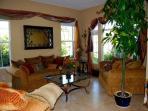 Elegant Living room beach palace