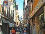 the center of Rapallo