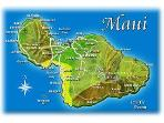 MAUI MAP AND GUIDE