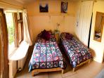 Bedroom 1: en - suite
