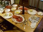 Lobster feast!