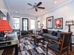 Furnished Apartment in Charlotte -Myers Park