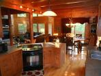 Spacious Full Kitchen for the family to cook