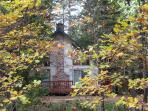 A Vaction Rental Cabin in Blue Lake Springs, near Bear Valley Ski Resort near Big Trees State Park, near Arnold...