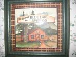 Blue Lake Springs Vacation Rental near Bear Valley Ski Resort, Big Trees State Park near Arnold California in Calaveras...