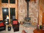 Lil' Narnia Living Room