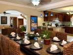 Villa Dinning Room