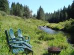 Summertime Relaxation along the Feather River