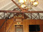 The reading loft.