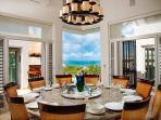 Luxury Dining Room with seating for 12