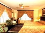 Johannesburg Gold Suite at Amber Rose