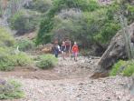 National Park Arikok, good for hiking and mountain biking ( 10 min)