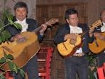 Mariachis in the Jardin