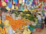 The Artisans' Market, just a short stroll away