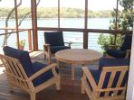Screened Porch - Gorgeous Views