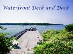 Waterfront Deck and Dock