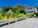 View from Dock, House on left can be rented with this home - please inquire