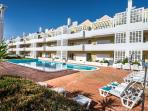 Relax and enjoy Cabanas beach Club by Marsalgarve