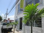 Ashtanga Yoga Studio, 1 block from the apartment