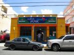 La Cueva Del Mar on Loiza Street - famous local restaurant with excellent fish and seafood