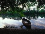 Dordogne River/Boat