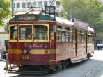 Free city circle tram