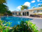 "By The Sea Vacation Villas LLC ""Casa Harbor"" 5 Star Waterfront HTd Pool Home!"