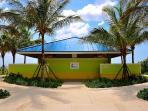 New Oceanfront Restrooms...