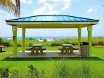 Oceanfront Pavilions...