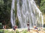 El Limon Waterfall Excursions