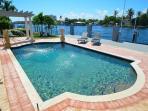 Stunning Intracoastal Htd Pool+ Keyed Beach Access