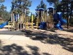 Community Park on block away