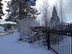 Winter in Big Bear