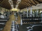 Gym At The Blyde Wildlife Estate