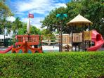 Lauderdale by the Sea Children's Playground Located Nearby...