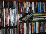 Vast collection of films/TV series