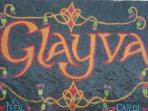 Glayva Cottage Sign