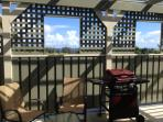 BBQ and dine on lanai.