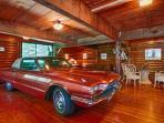 Classic Car Wing